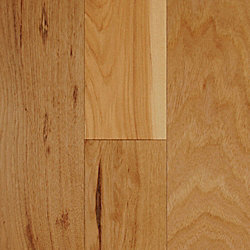 1/2 x 5 Matte Hickory Natural Engineered Hardwood Flooring